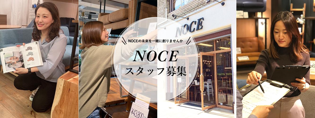 新卒募集 NOCEの未来を創りませんか?